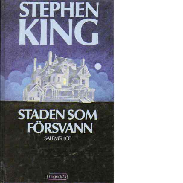 Staden som försvann - King, Stephen