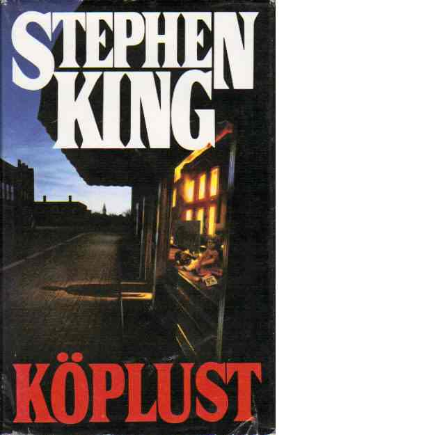 Köplust - King, Stephen
