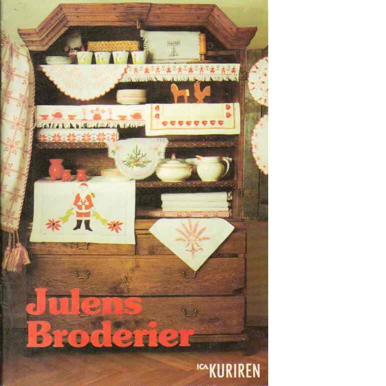Julens Broderier - ICA förlaget