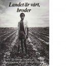 Landet är vårt, broder : [en bok om Angola] - Åsberg, Sven