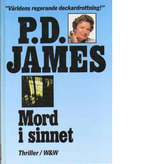 Mord i sinnet - James, P. D