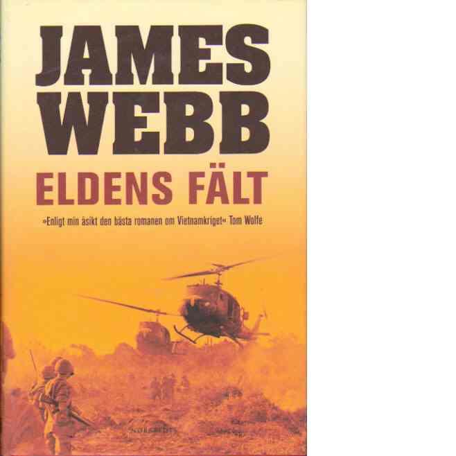 Eldens fält - Webb, James