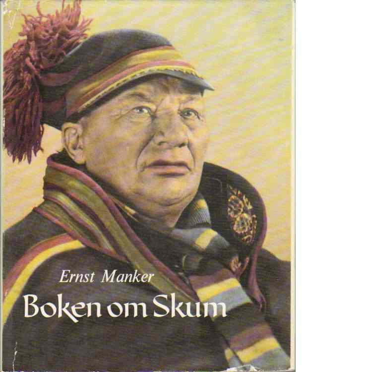 Boken om Skum - Manker, Ernst