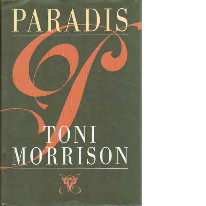 Paradis - Morrison, Toni
