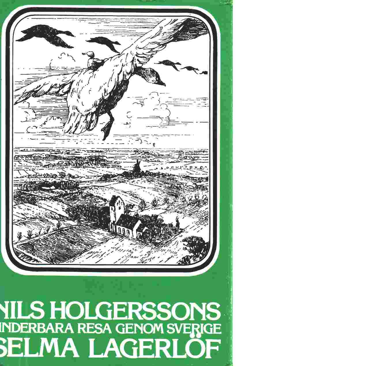 Selma Lagerlöf - Nils Holgersson - Wunderbare Reise Des Kleinen Nils Holgersson Mit Den Wildgänsen - Folge 10