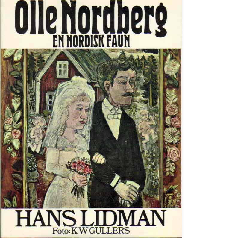 Olle Nordberg, en nordisk faun - Lidman, Hans