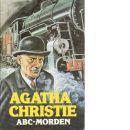 Abc-morden - Christie, Agatha
