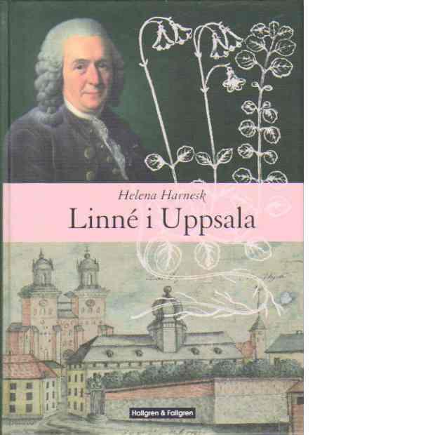 Linné i Uppsala - Harnesk, Helena