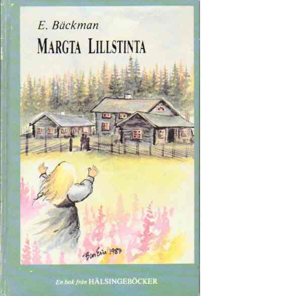 Margta Lillstinta - Bäckman, Erik