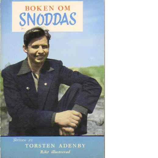 Boken om Snoddas - Adenby, Torsten