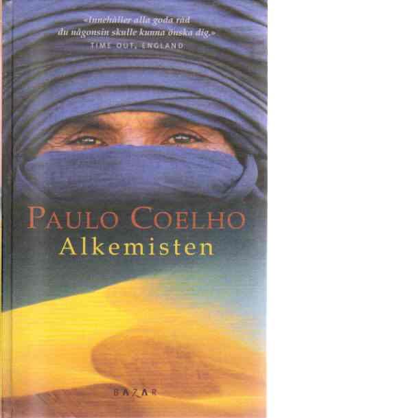 Alkemisten - Coelho, Paulo