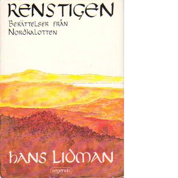 Renstigen - Lidman, Hans