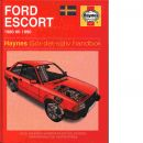 Ford Escort - Rendle, Steve och Mead, John S.