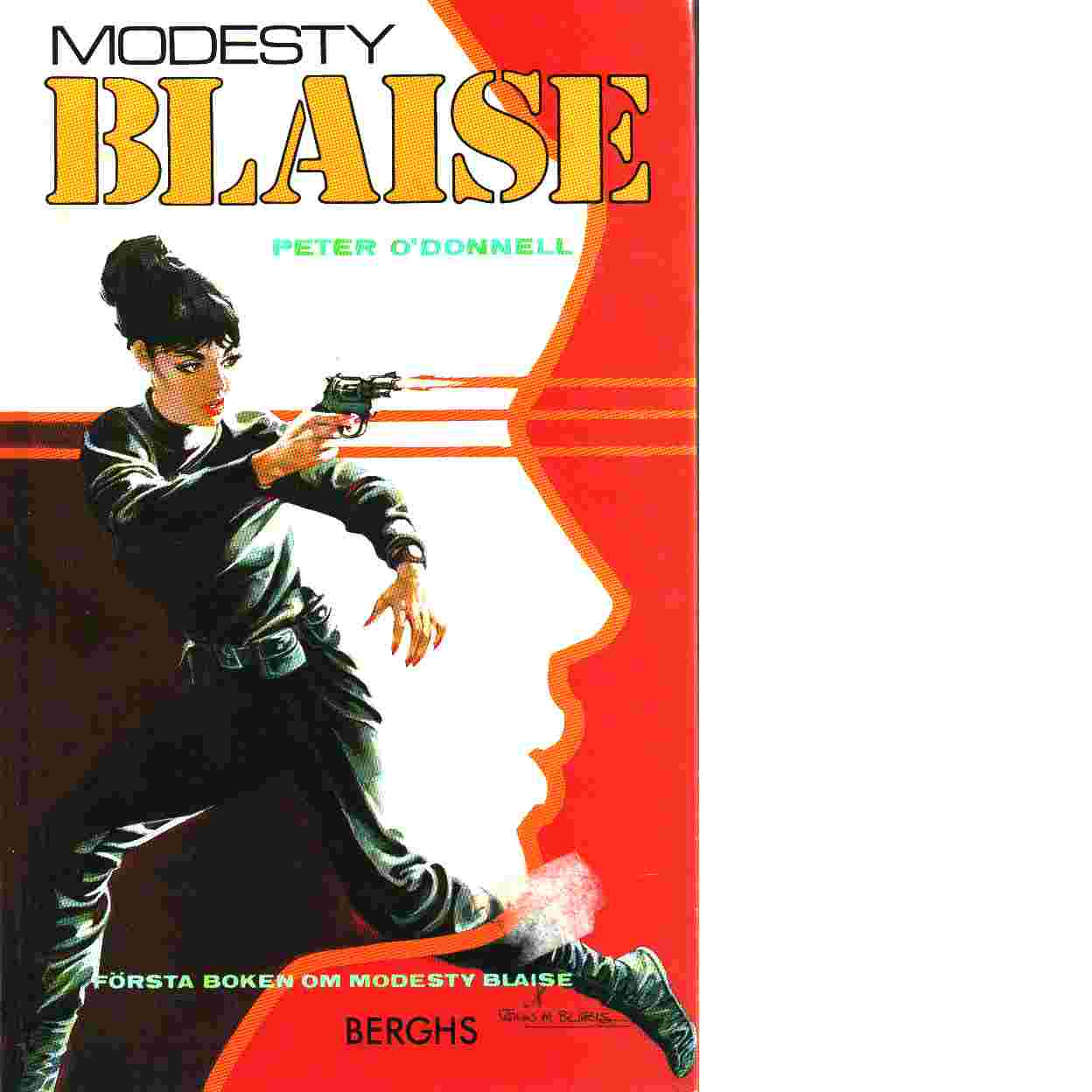 Modesty Blaise - O'donnell Peter