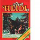 Heidi. 2, En vinter i Alperna - Spyri, Johanna