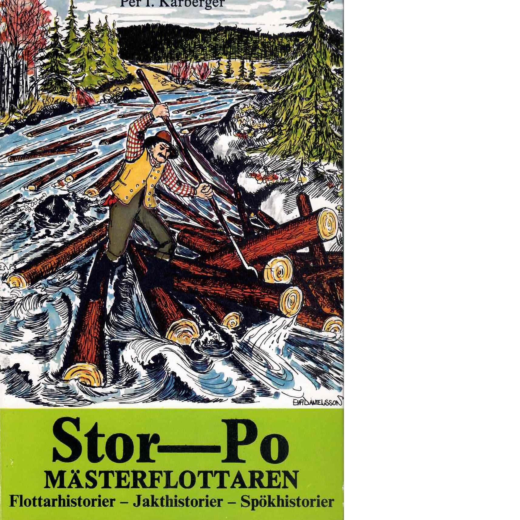 Stor-Po -mästerflottaren - Kårberger, Per