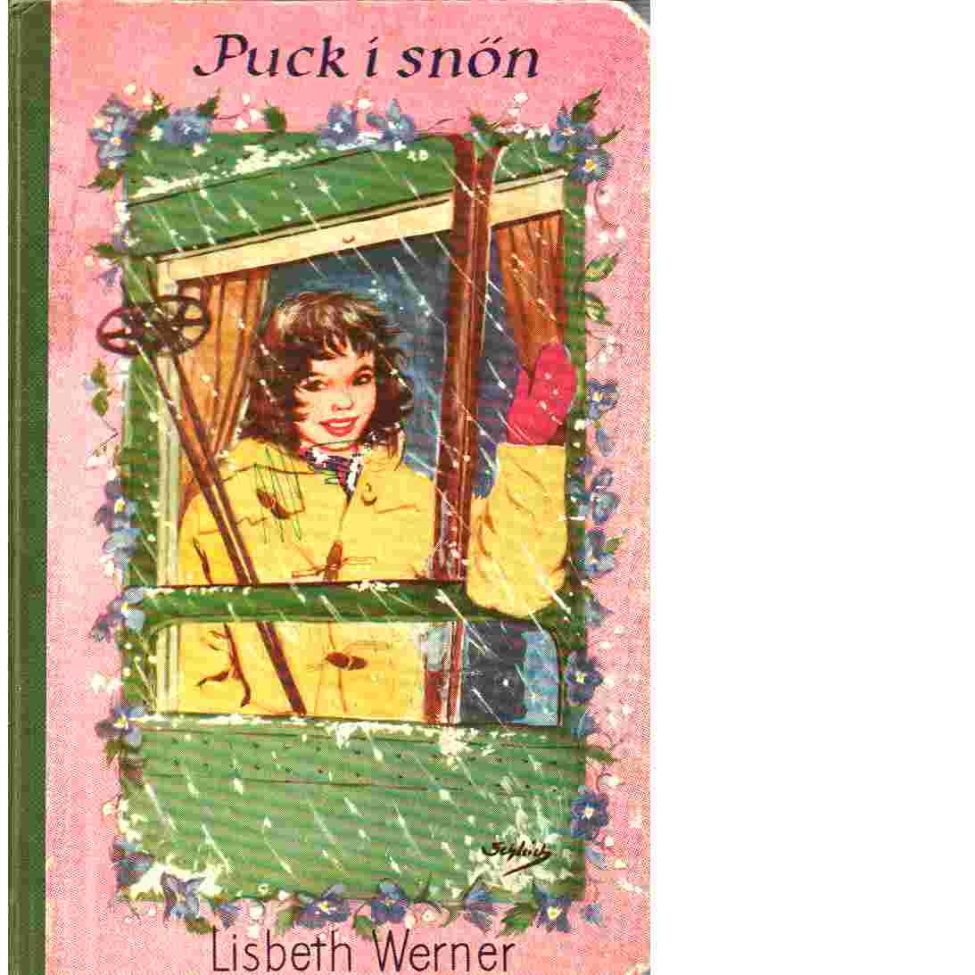 Puck i snön - Werner, Lisbeth
