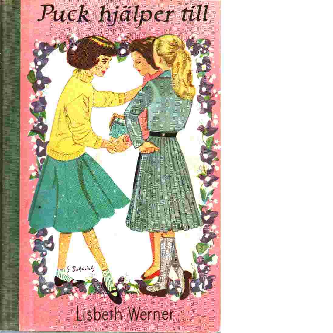 Puck hjälper till - Werner, Lisbeth