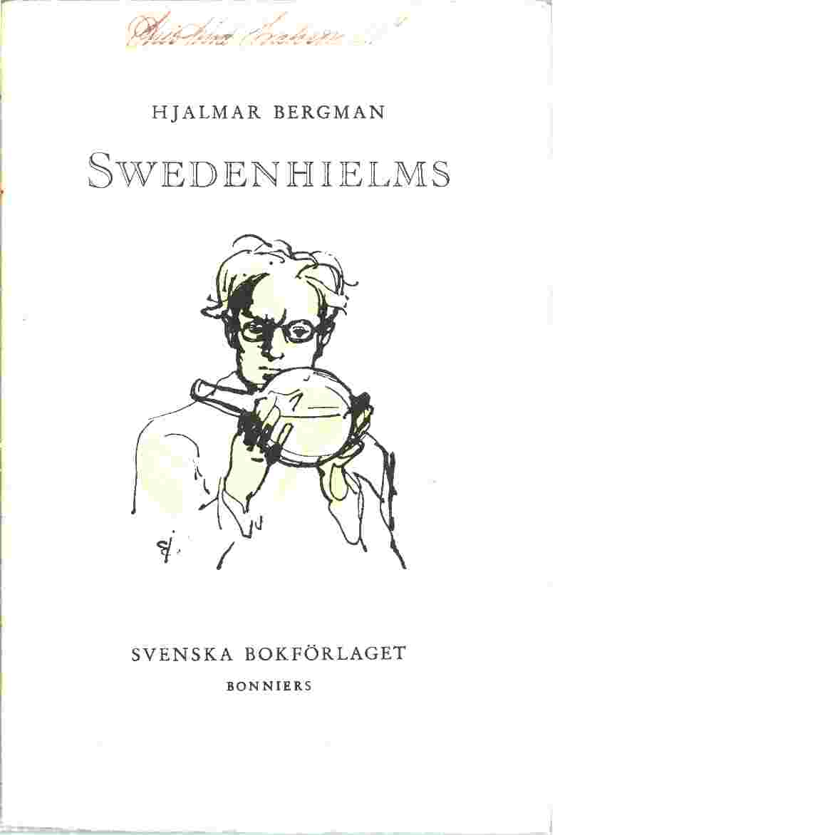 Swedenhielms - Bergman, Hjalmar