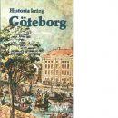 Historia kring Göteborg - Moberg, Carl-Axel, och Andersson, Hans