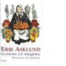 Stockholm och skärgården - Asklund, Erik