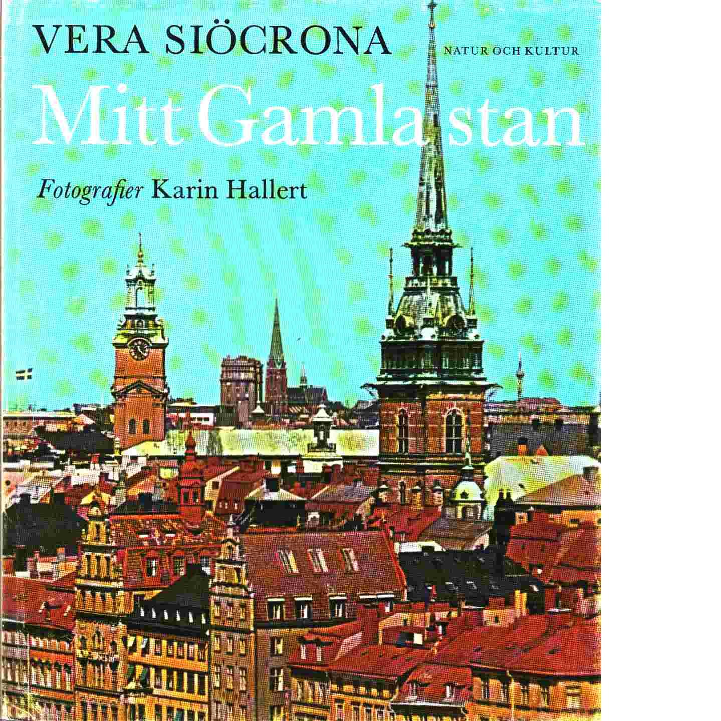 Mitt Gamla stan - Sjöcrona, Vera