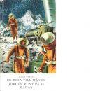 En resa till månen : Jorden runt på 80 dagar - Verne, Jules