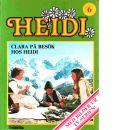 Heidi. 6, Clara på besök hos Heidi - Spyri, Johanna