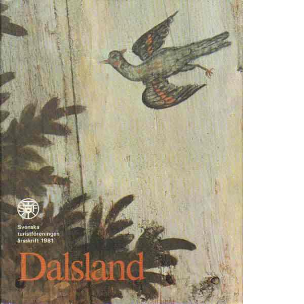 STF:s årsskrift 1981 - Dalsland - Red.