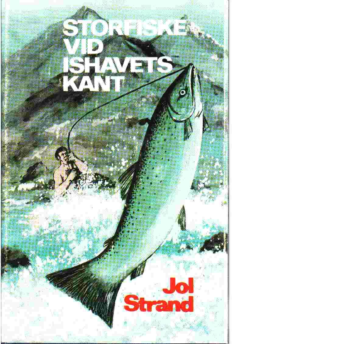 Storfiske vid Ishavets kant - Strand, Jol