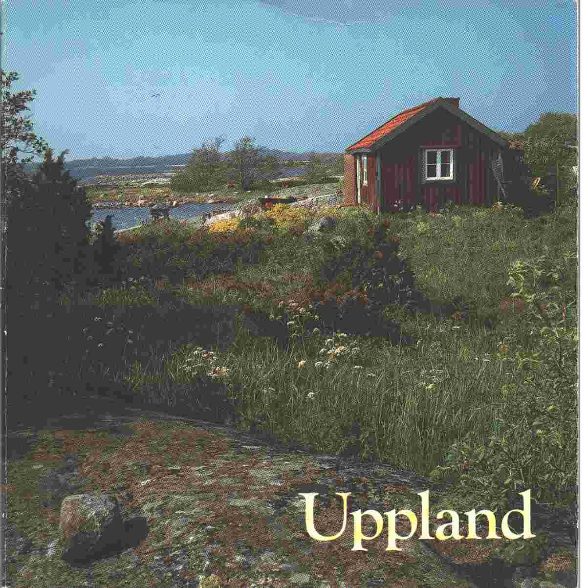 Uppland - Bergqvist, Ulf  och Eriksson, Ulf G