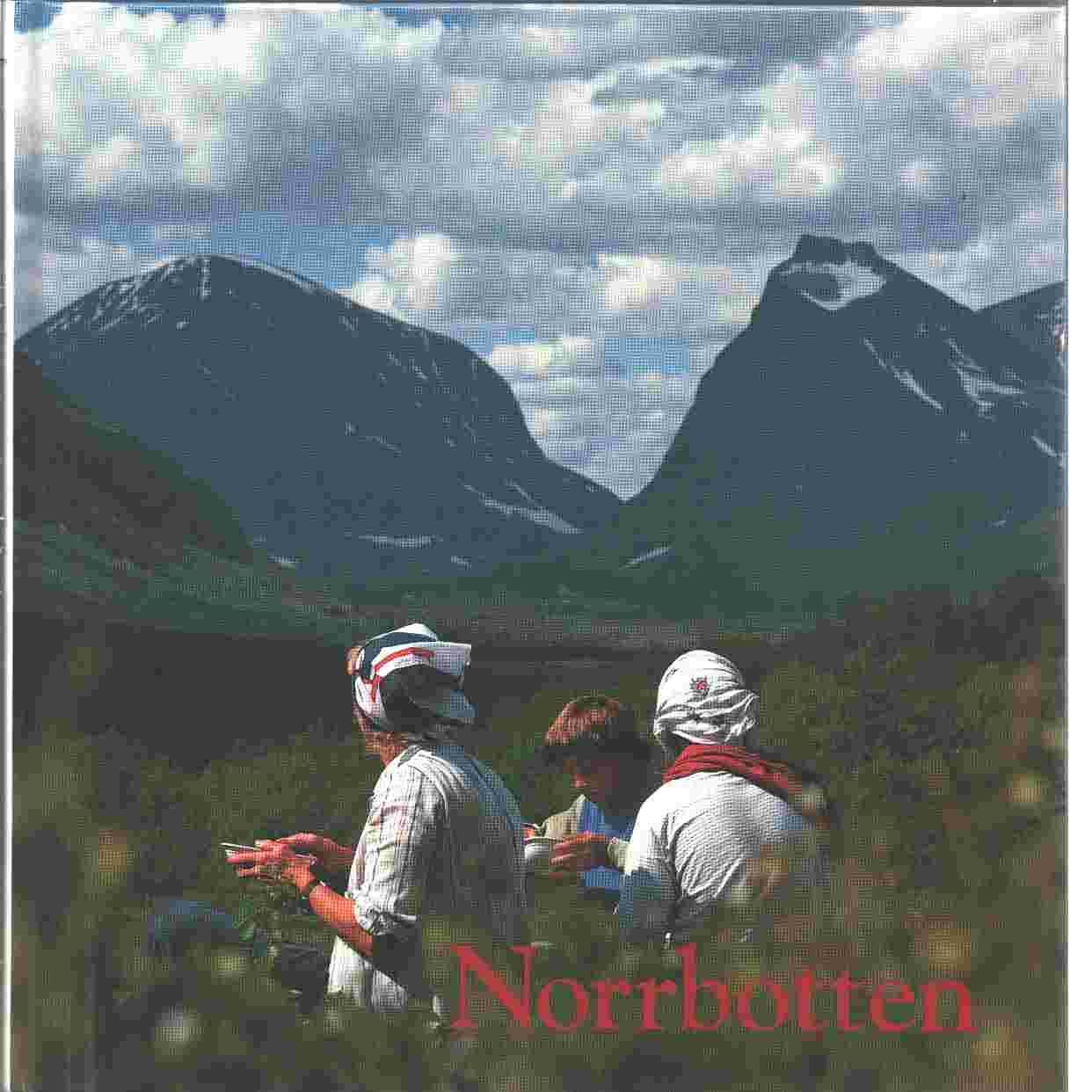 Norrbotten - Tynderfeldt, Bo