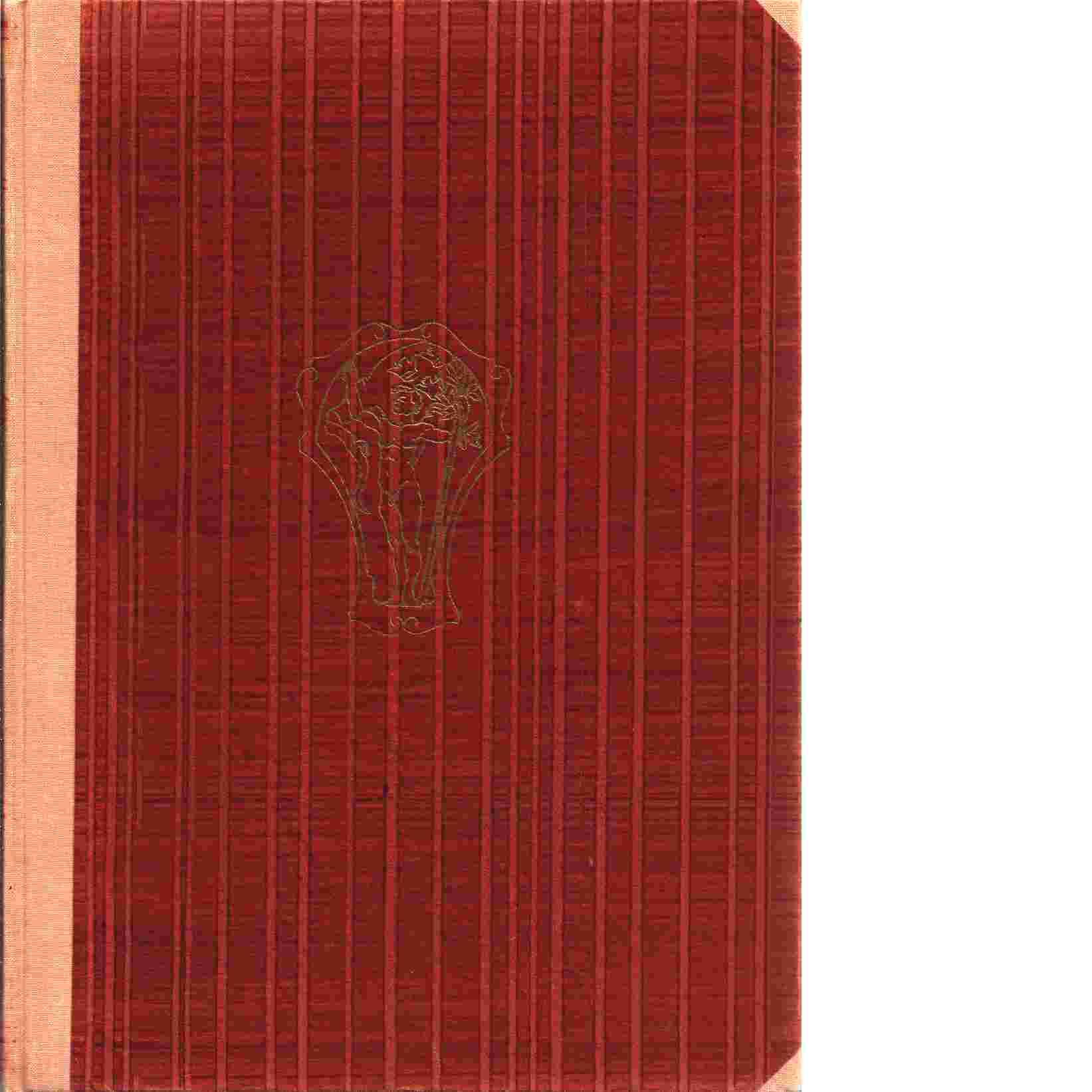 Idrottsboken 1946 - Red. Brunnhage, Lennart