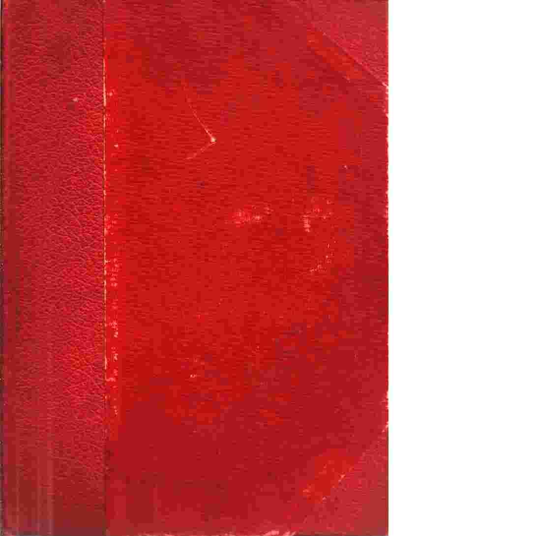 Jesuiternas historia - Griesinger, Theodor   och  Thunblad, N. J.,
