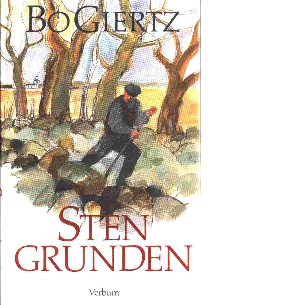 Stengrunden - Giertz, Bo