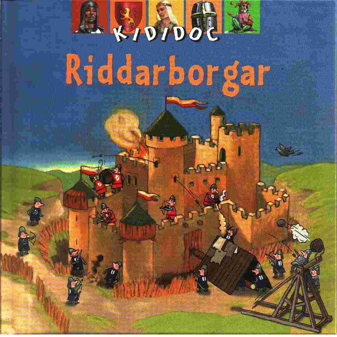 Riddarborgar - Longour, Michèle