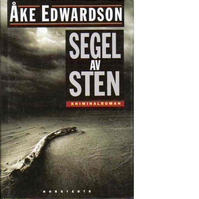Segel av sten - Edwardson, Åke