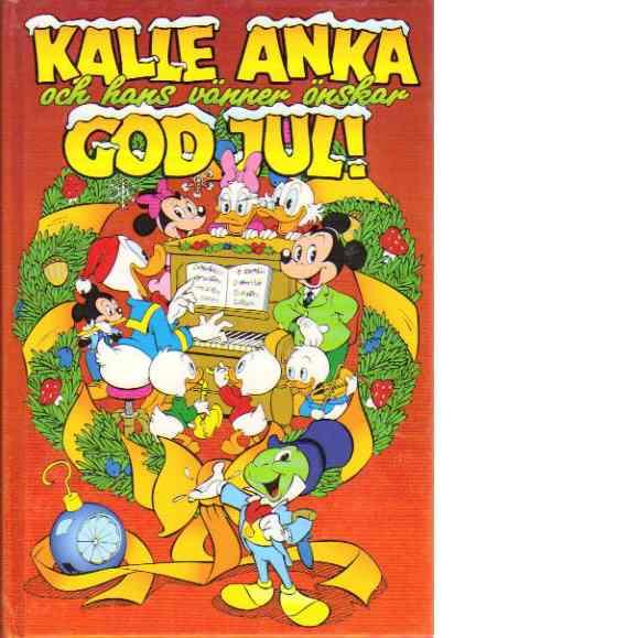 Kalle Anka och hans vänner önskar god jul. 2 - Disney, Walt