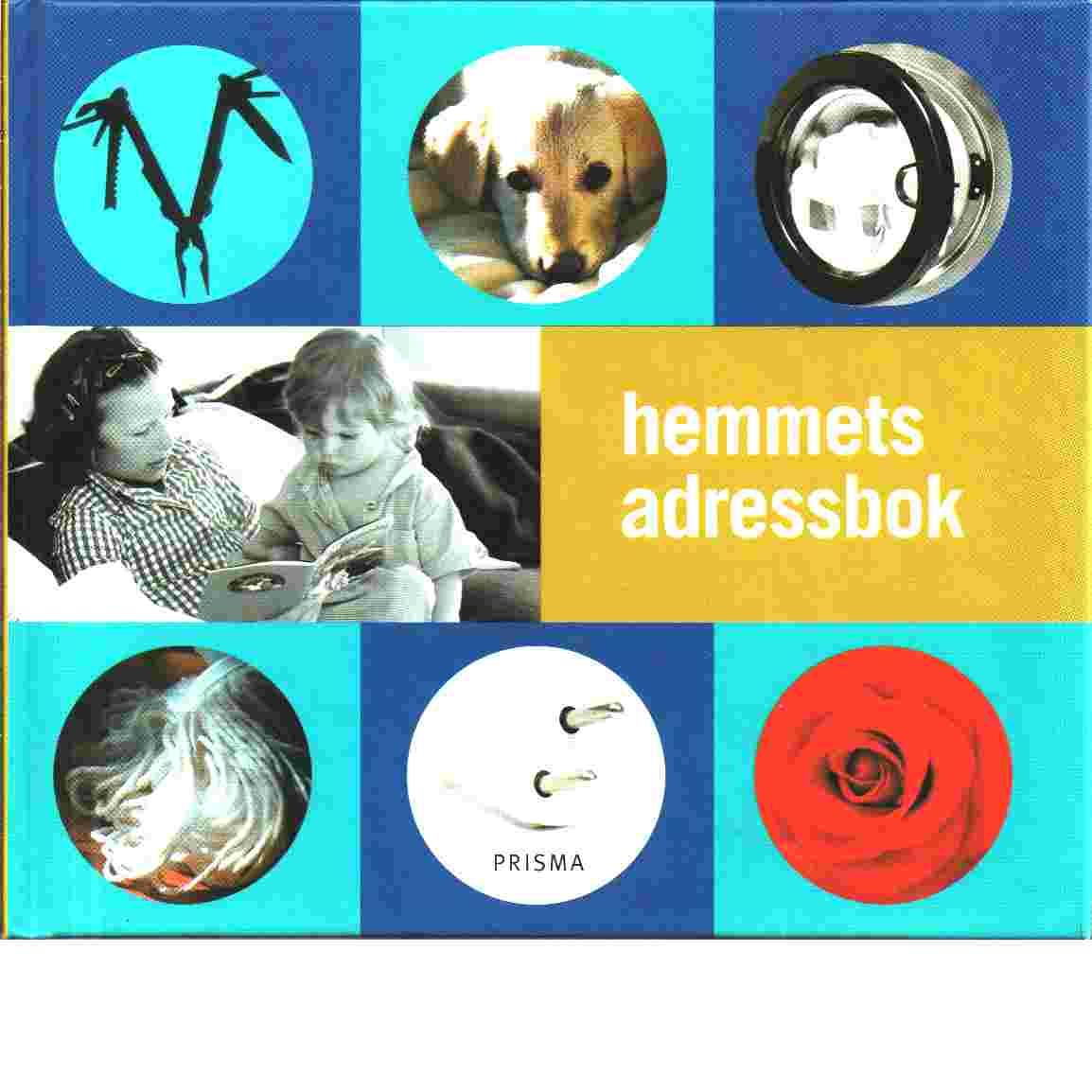 Hemmets adressbok - Wellton, Lotte