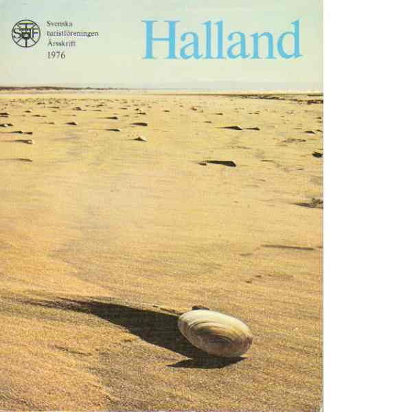 STF:s årsskrift 1976 - Halland - Red.