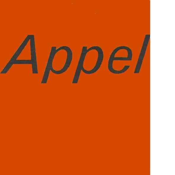 Karel Appel : målningar 1947-1965 : Moderna museet, Stockholm, 26 febr. - 27 mars 1966 - Stockholm : Moderna museet,