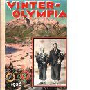 Vinter-Olympia 1936 : De fjärde olympiska vinterspelen i Garmisch-Partenkirchen - Jonason, David
