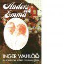 Anders och Emma : [en roman om Anders och Emma Zorn] - Wahlöö, Inger