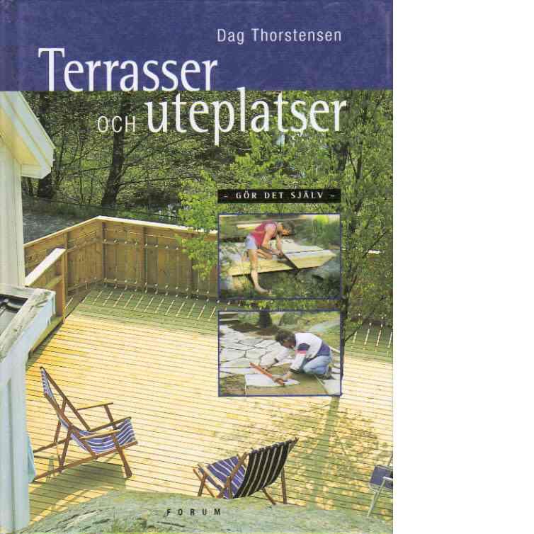 Terrasser och uteplatser - Thorstensen, Dag