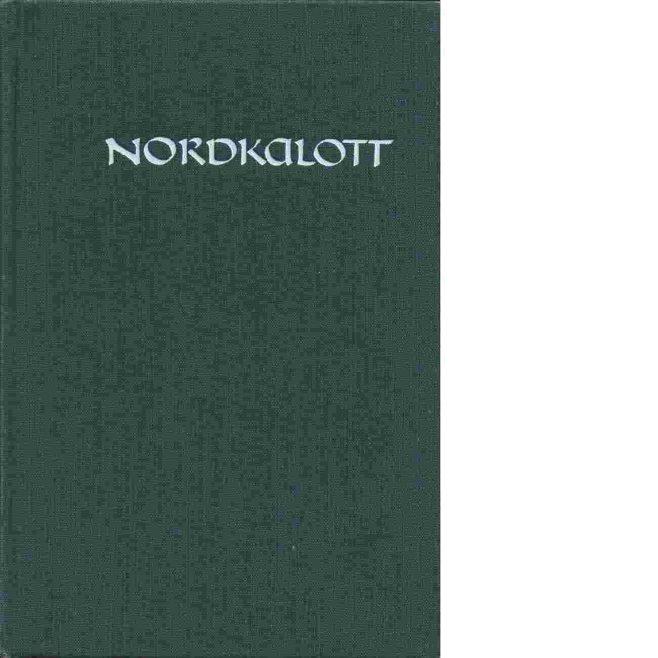 Nordkalott - Lidman, Hans