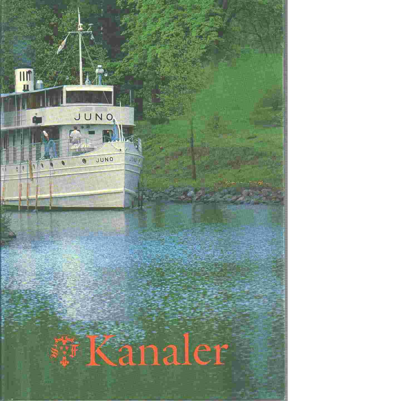 STF:s årsskrift 1995 Kanaler - Johansson, Ulf,  och Goldstein, Neil