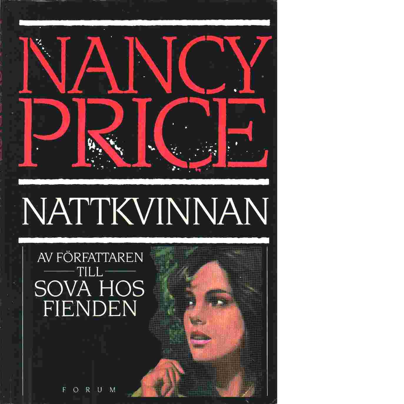 Nattkvinnan - Price, Nancy