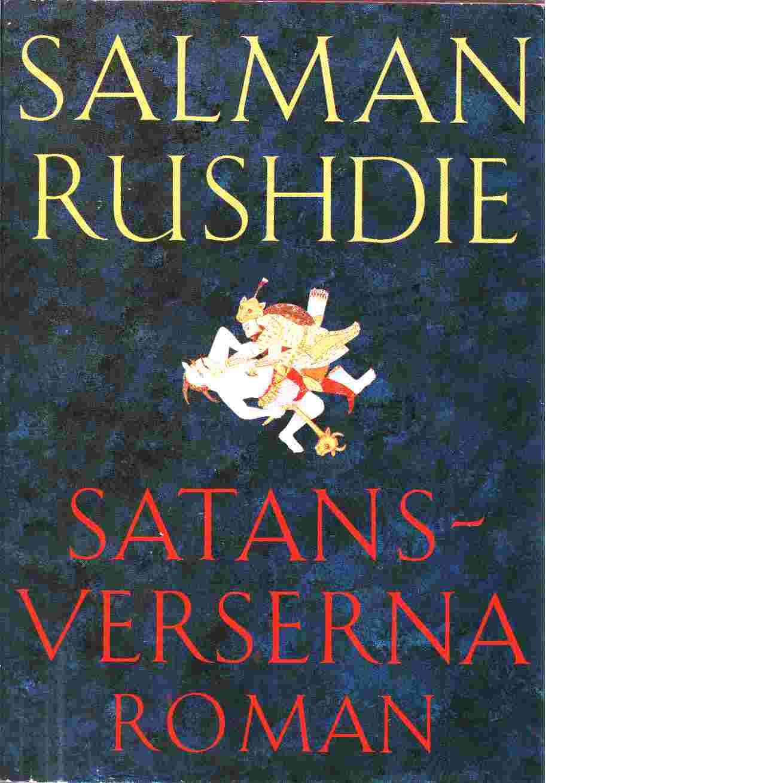 Satansverserna - Rushdie, Salman