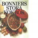 Bonniers stora kokbok - Westergren, Björn