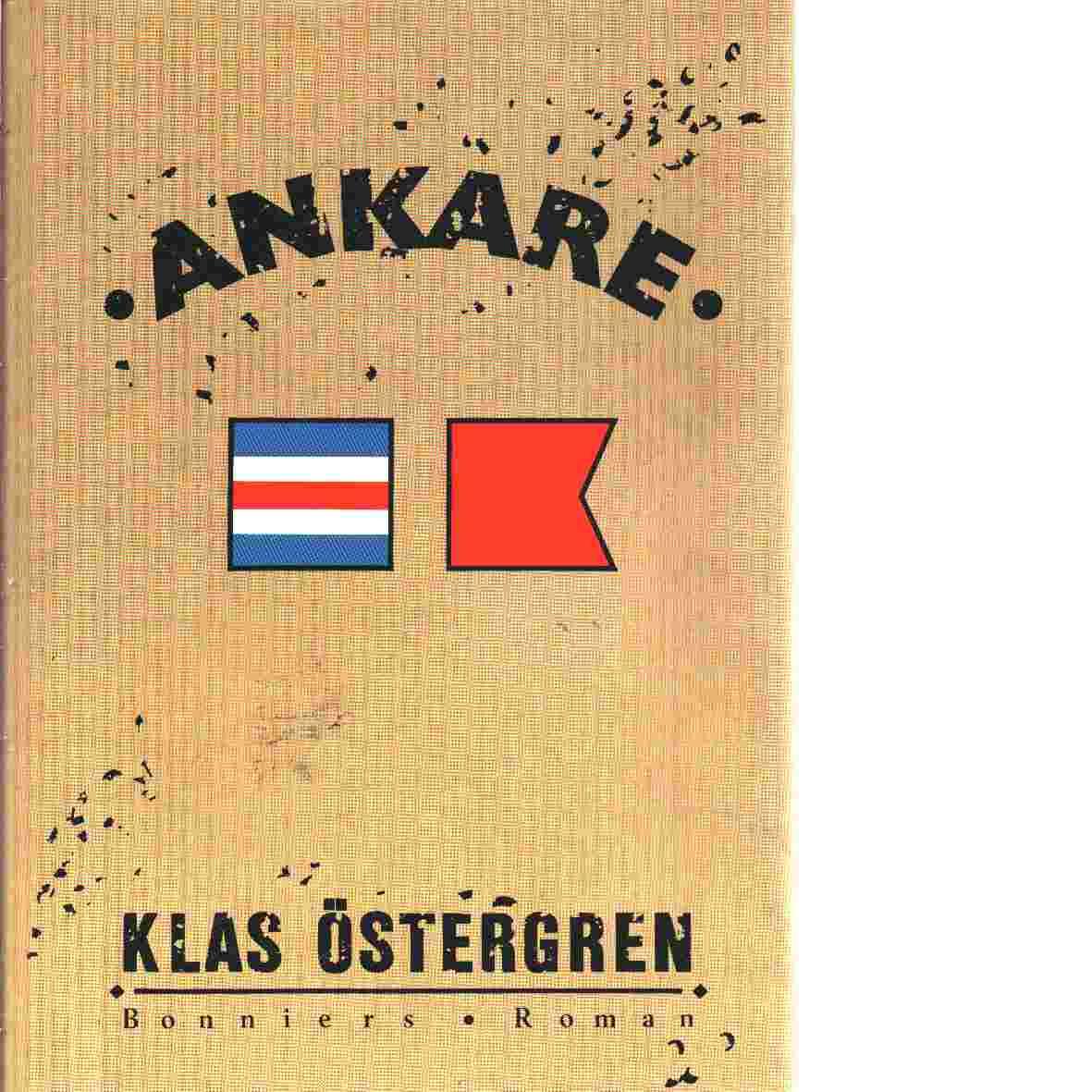 Ankare - Östergren, Klas